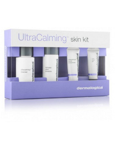 Ultracalming skin kit - Peaux...