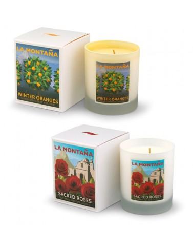 Coffret bougies Winter oranges &...