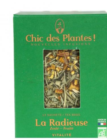 Infusion bio La Radieuse - 12...