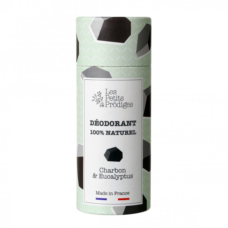Déodorant Charbon eucalyptus