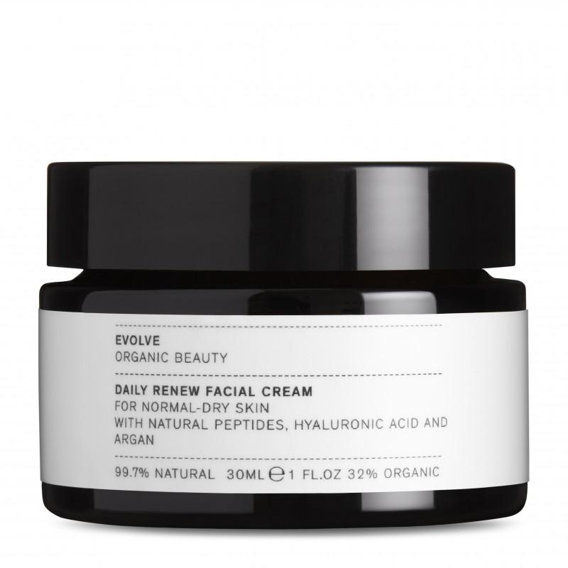 Crème visage daily renew