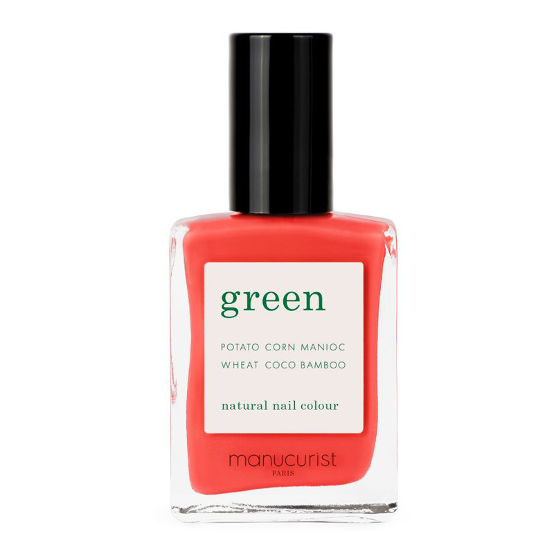 Green Red Coral