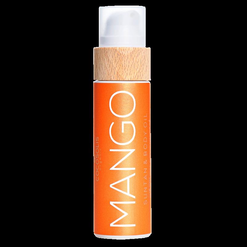Huile bronzante MANGO