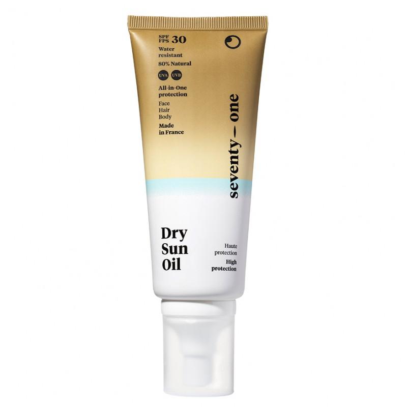 Dry sun oil Huile solaire SFP30