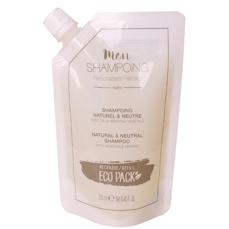 Recharge shampoing à la kératine