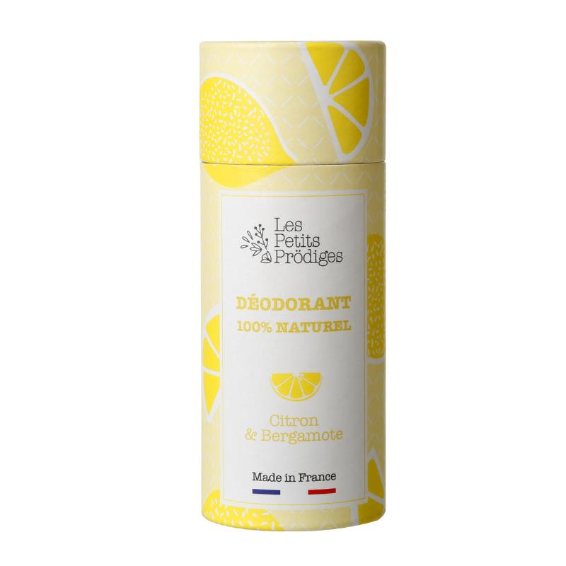 Déodorant Citron bergamote