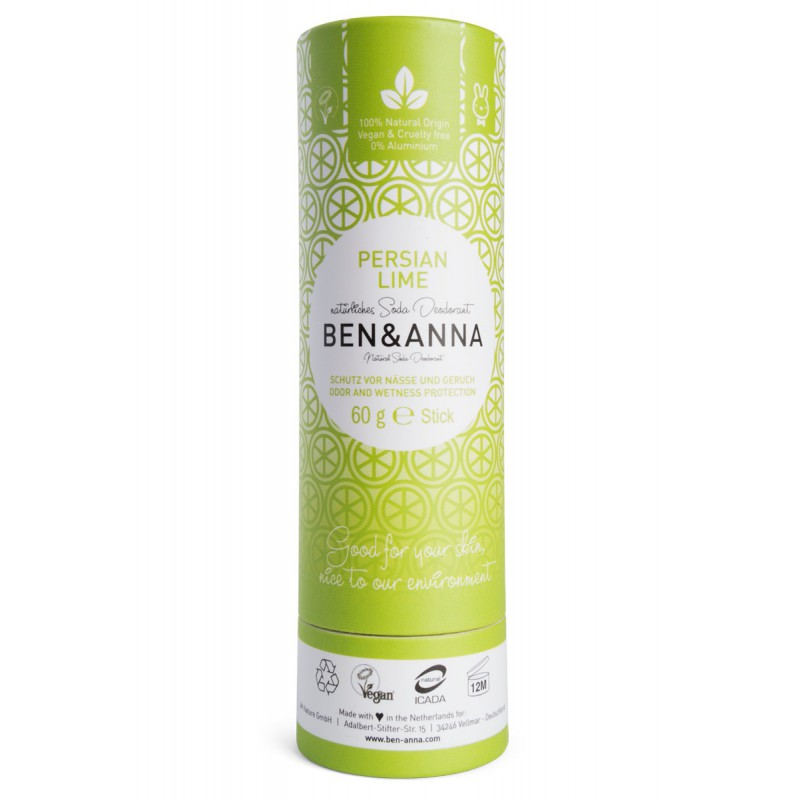 Déodorant Citron vert