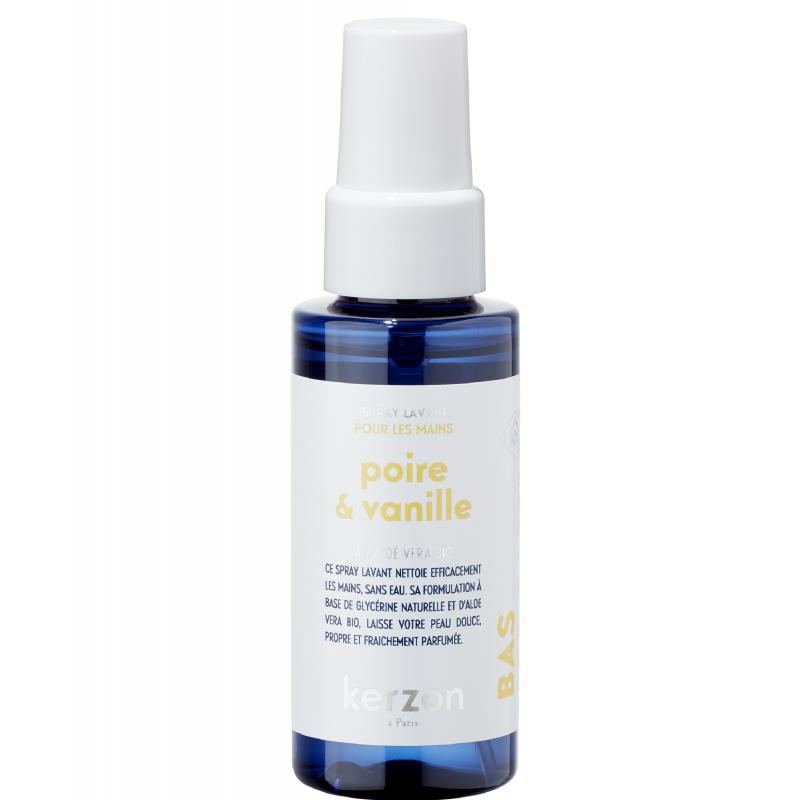Spray lavant Poire & Vanille