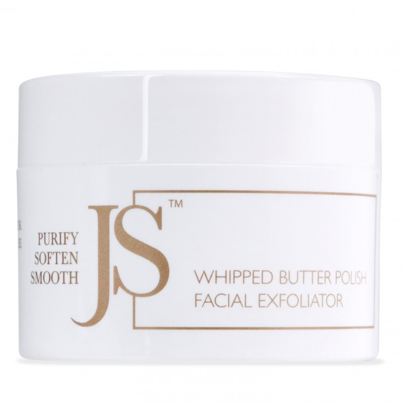 Exfoliant whipped butter polish