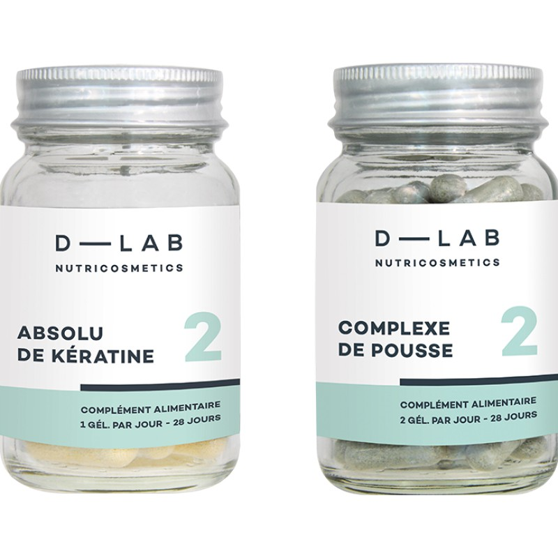 Duo nutrition capillaire