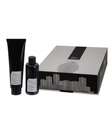 Coffret exfoliant anti-pollution